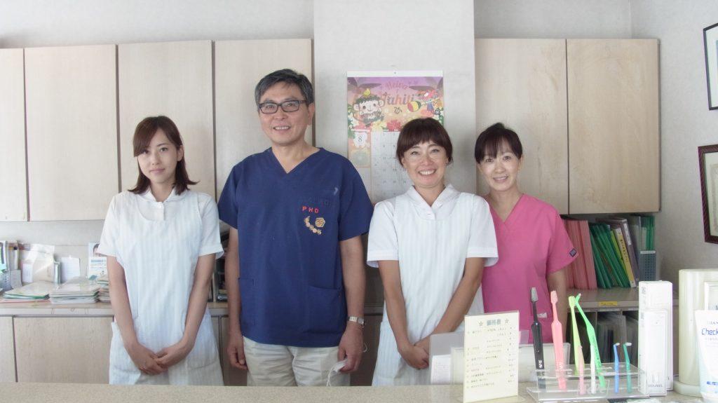 砧歯科医院 スタッフ紹介